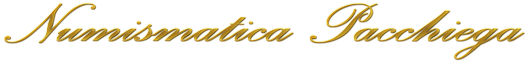 Numismatica PACCHIEGA - Monete rare a Torino