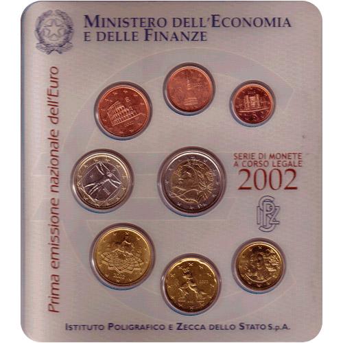 Serie Italia 2002