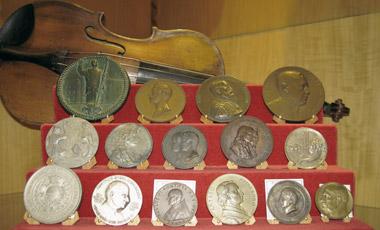 Medaglie e orologi da collezione