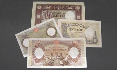 Catalogo Numismatica - Cartamoneta italiana