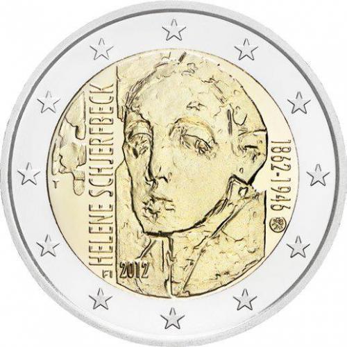 2 Euro Finlandia 2012