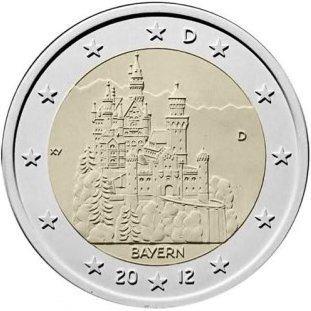 2 Euro Germania2012