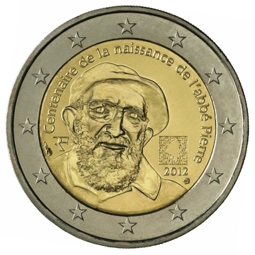 2 Euro Francia 2012