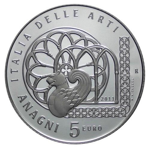 5 Euro Anagni 2011