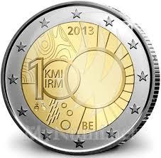 2 Euro Belgio 2013