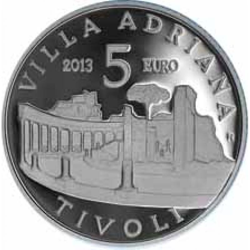 5 Euro Villa Adriana