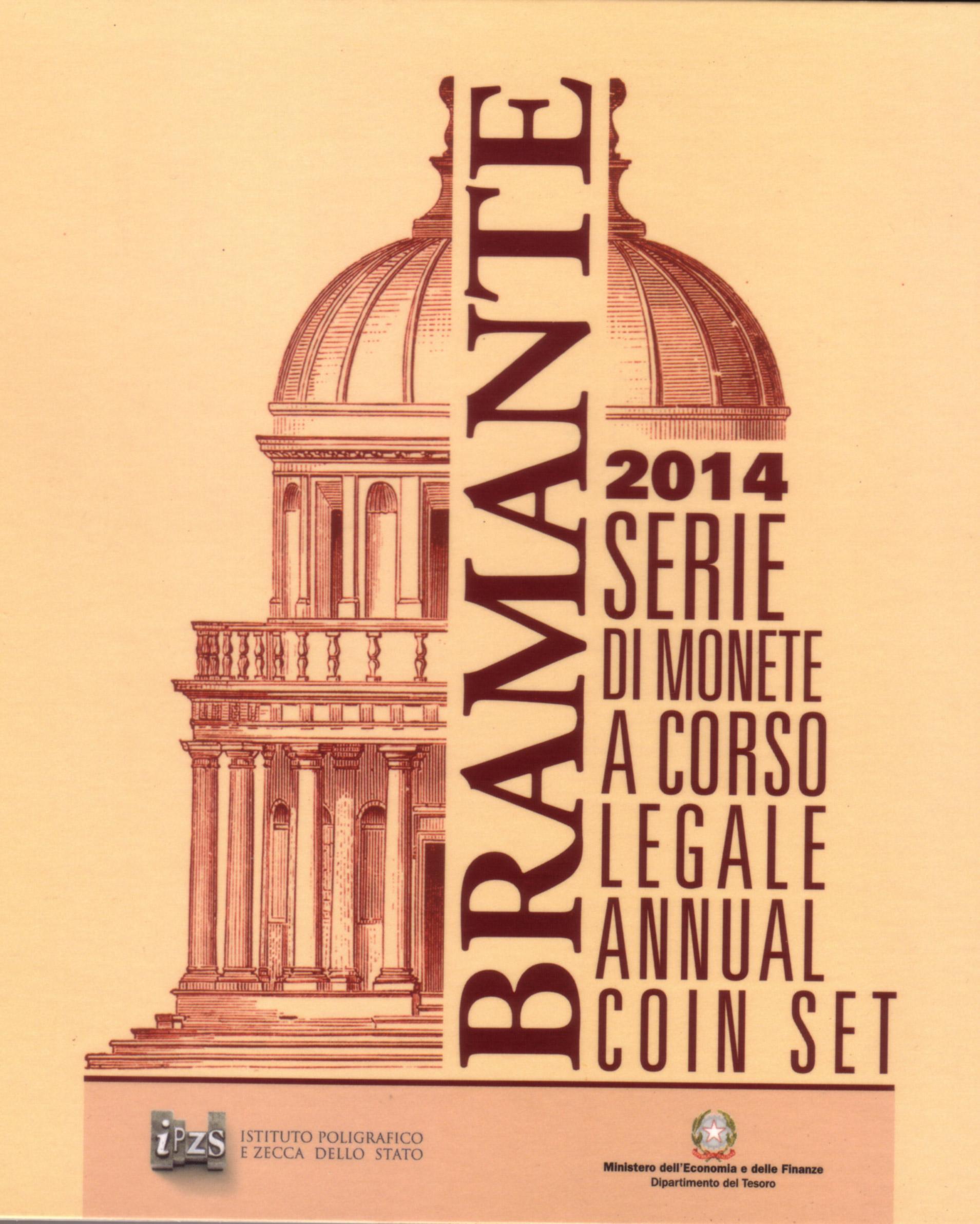 Serie Italia Bramante 2014