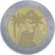 2 Euro Slovenia 2014