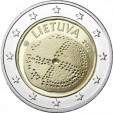 2 Euro Lituania 2016