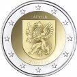 2 Euro Lettonia 2016