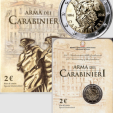 2 Euro Carabinieri 2014