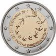 2 Euro Slovenia 2017