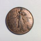 10 Centesimi Vittorio Emanuele III