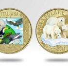 5 Euro Orso Animali in via d'estinzione