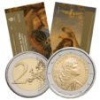 2 Euro San Marino Leonardo da Vinci  2019