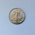 Stati Uniti Mezzo Dollaro 1942 LIberta'