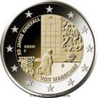 2 Euro Germania  2020