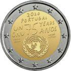 2 Euro Portogallo  2020