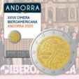 2 Euro Andorra 2020
