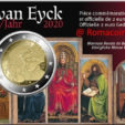 2 Euro Belgio 2020