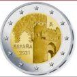 2 Euro Spagna  2021