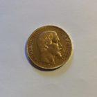 50 Franchi Napoleone III