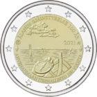 2 Euro Finlandia 2021